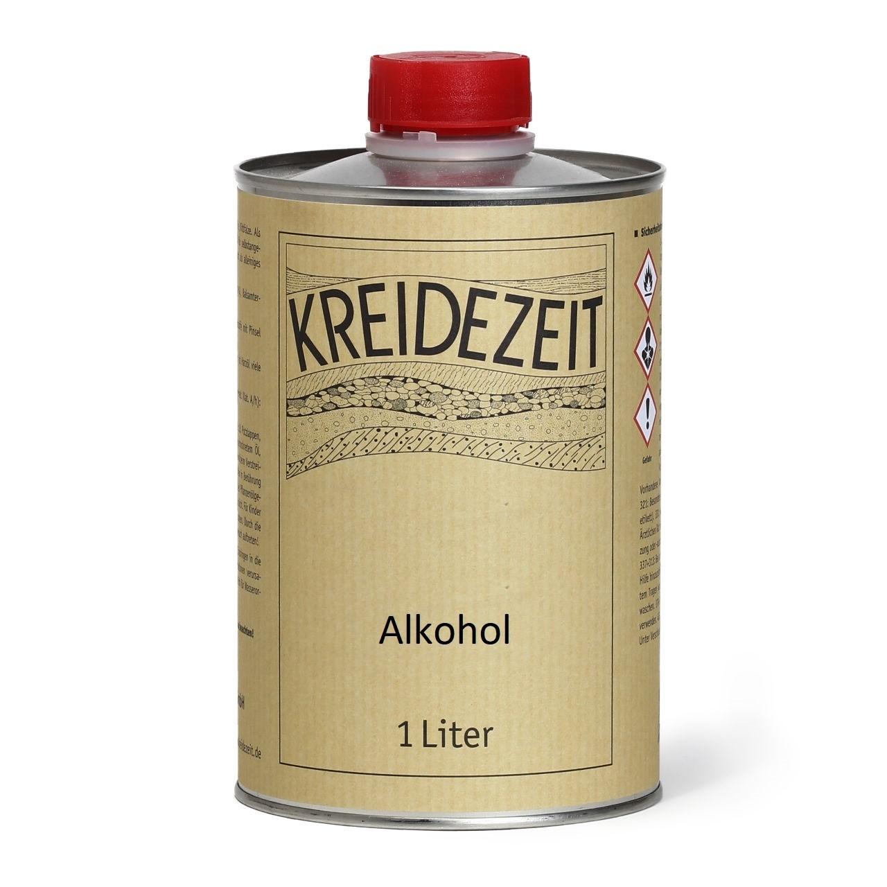 Kreidezeit Alkohol (vergällt 99,8 %) 1 L