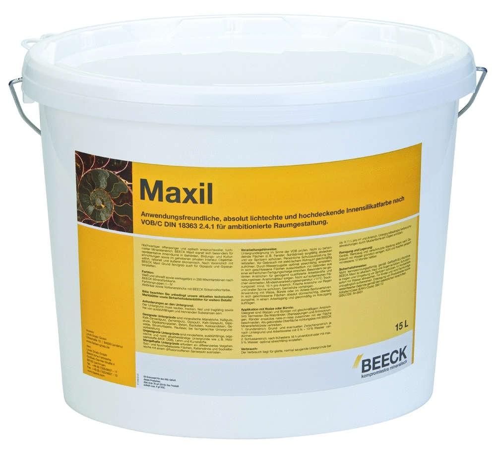 BEECK MAXIL PRO FARBTONGRUPPE I  5 l