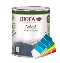 BIOFA Coloröl, lösemittelfrei 10 l