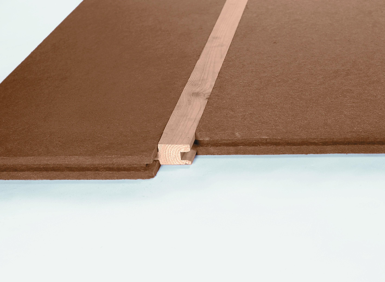 STEICO floor / internal 60 mm Nut und Feder