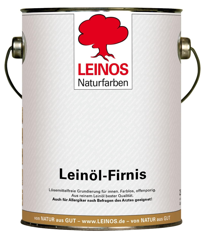 Leinos Leinöl-Firnis 230 - 2,5 L