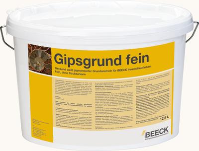 Beeck GIPSGRUND FEIN 12.5 L