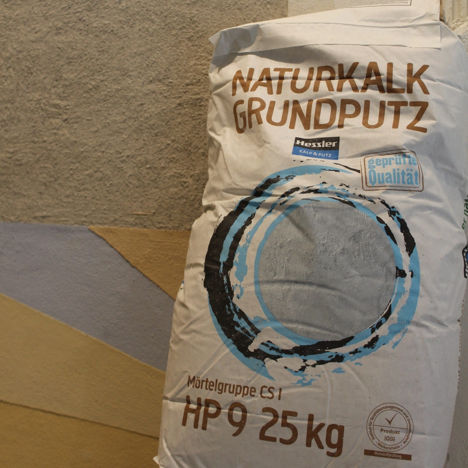 Hessler Kalk Grundputz HP 9  25 kg