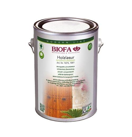 BIOFA Holzlasur farbig 2,5 l