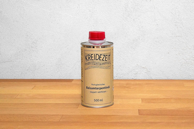 Kreidezeit Portugiesisches Balsamterpentinöl 500 ml