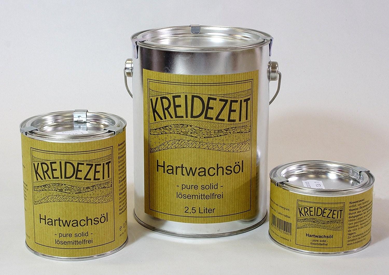 Hartwachsöl - pure solid - 2,5 L