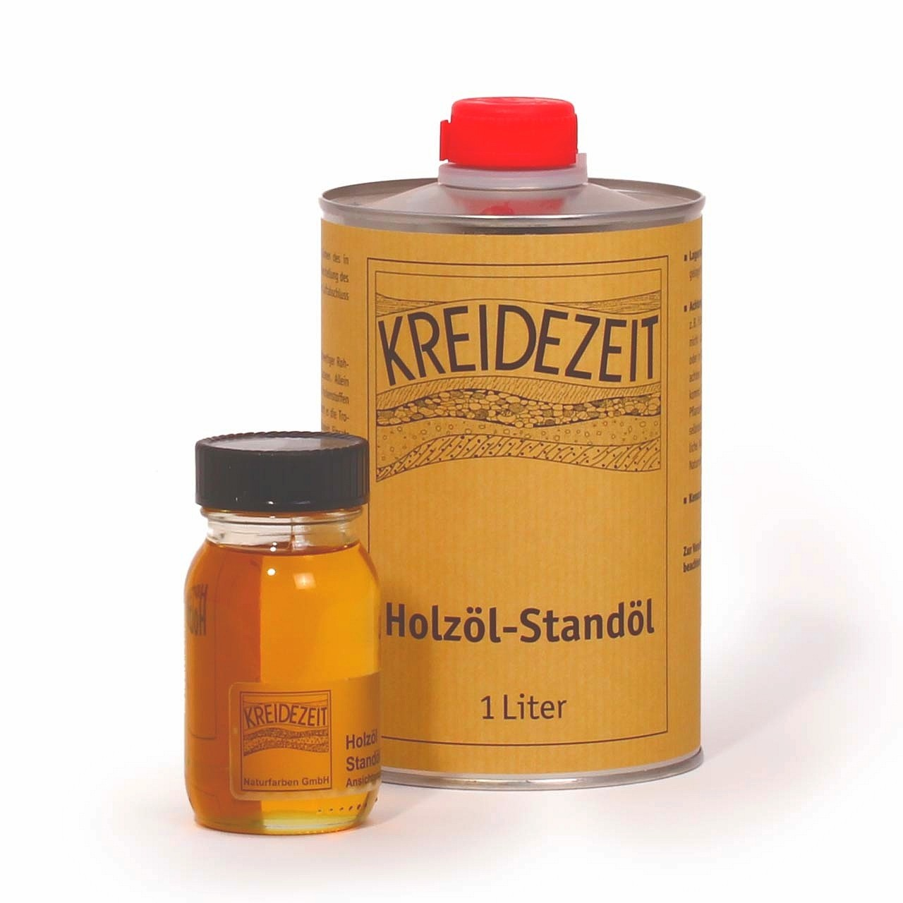 Kreidezeit Holzöl-Standöl 1 Liter