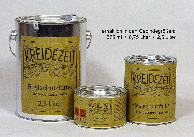 Kreidezeit Rostschutzfarbe 2,5 L