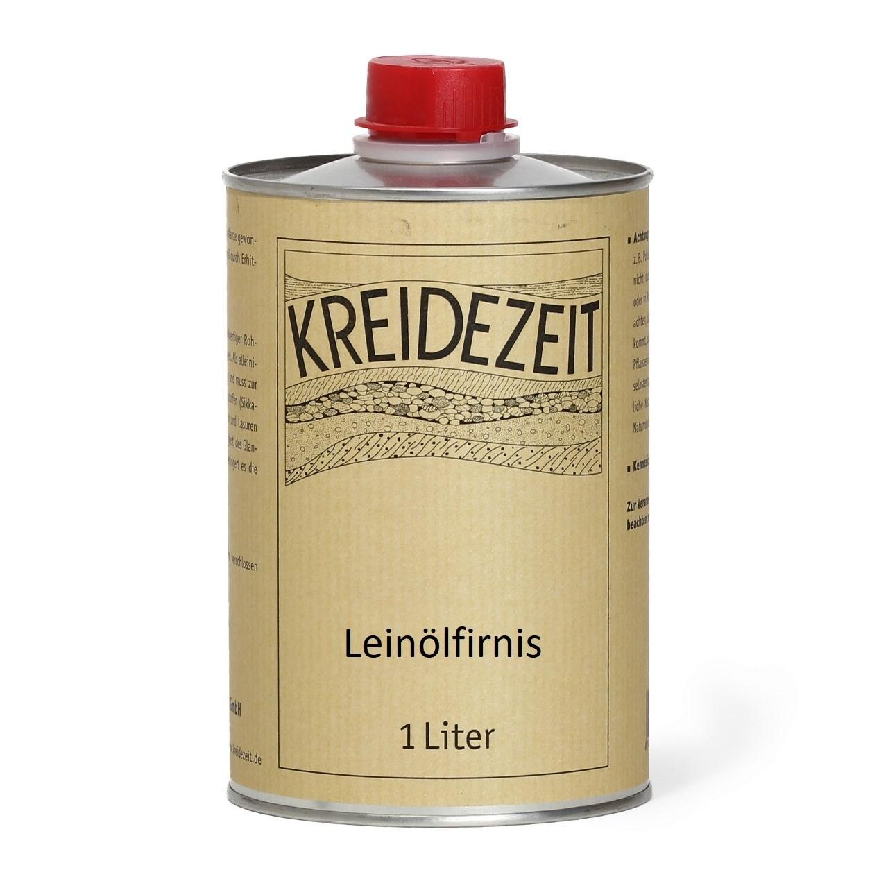 Kreidezeit Leinölfirnis (bleifrei) 500 ml