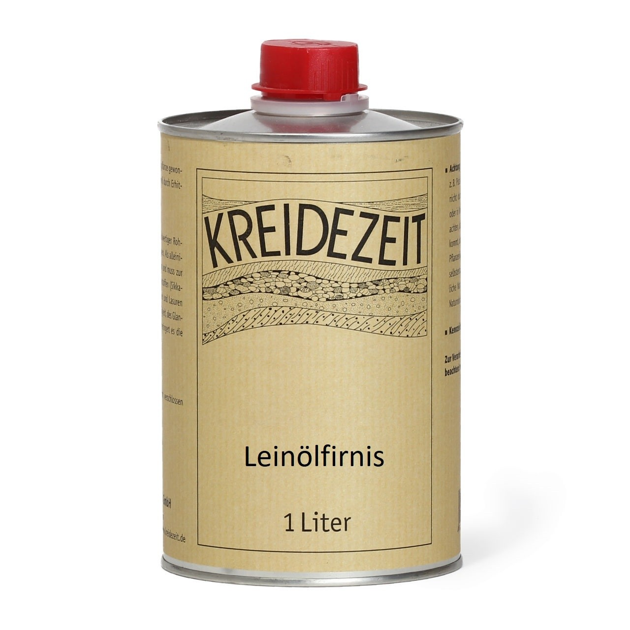 Leinölfirnis (bleifrei) 2,5 L