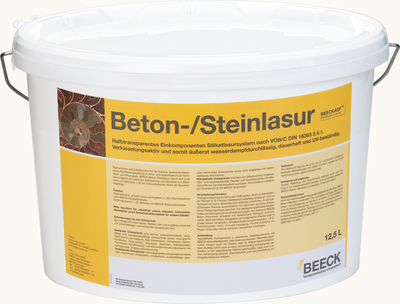 BEECK BETON-/ STEINLASUR Altweiss