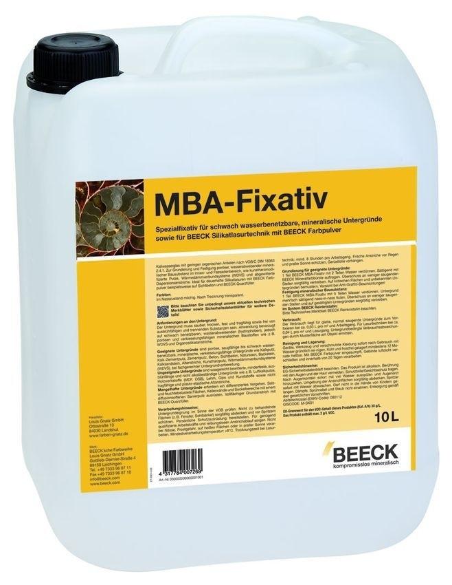 BEECK MBA-FIXATIV