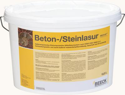BEECK BETON-/ STEINLASUR Weiss