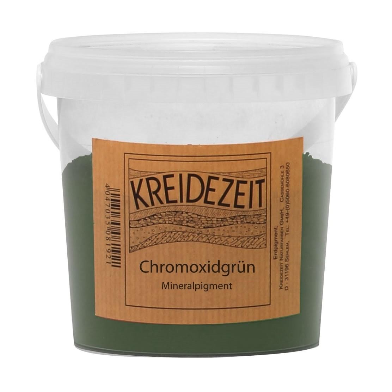 Kreidezeit Pigment Chromoxidgrün