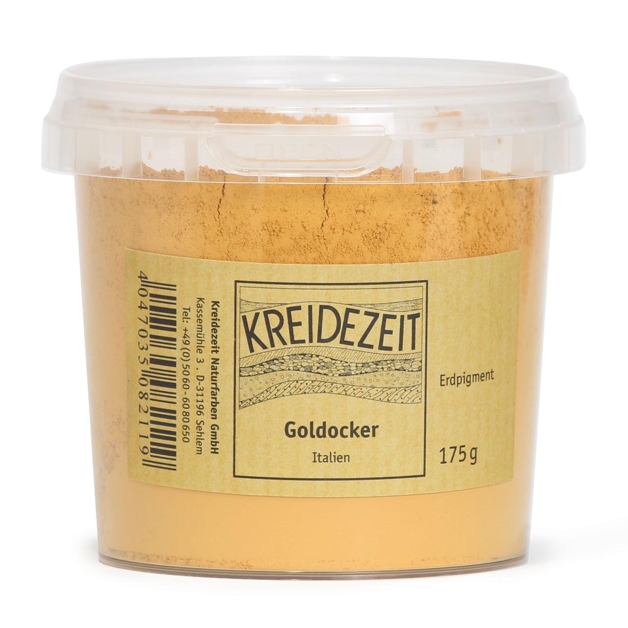 Kreidezeit Pigment Goldocker, Italien