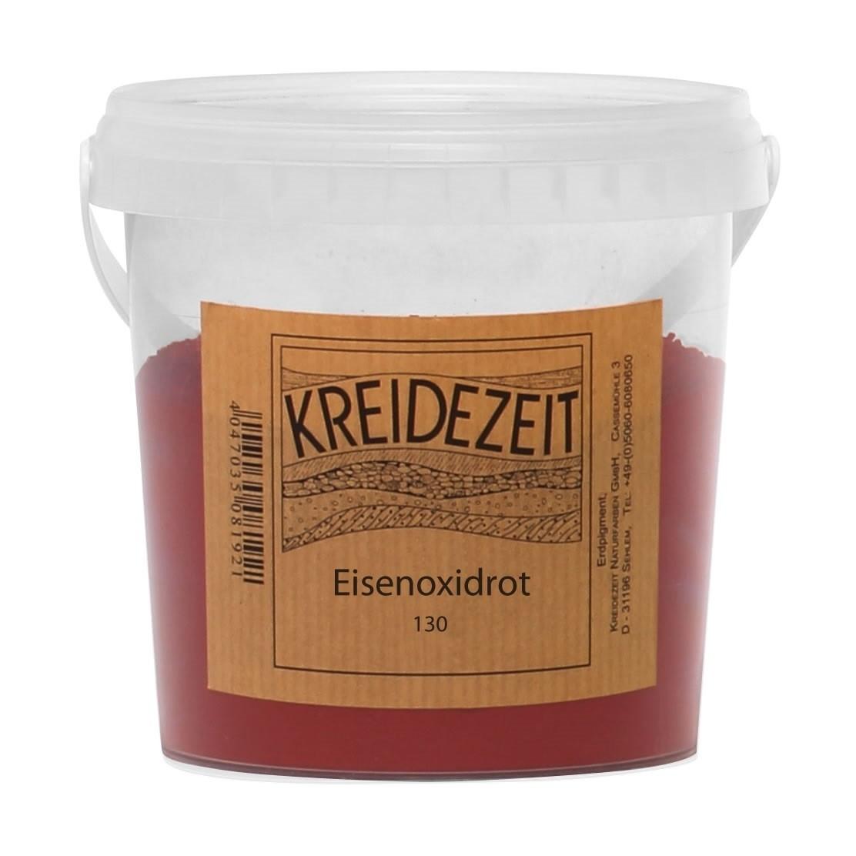 Kreidezeit Pigment Eisenoxidrot (130)