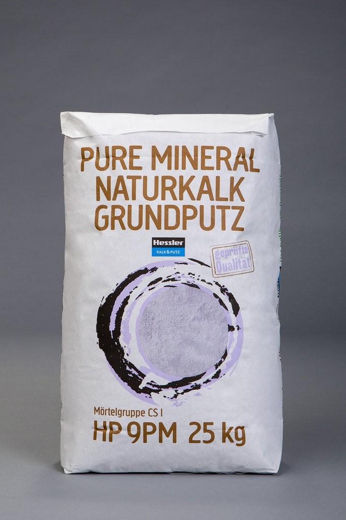 Hessler HP 9 pure mineral    25 kg-Sack