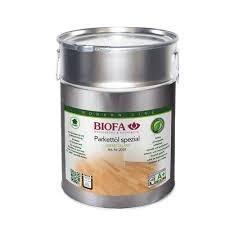 BIOFA Parkettöl spezial, lösemittelfrei 10 l
