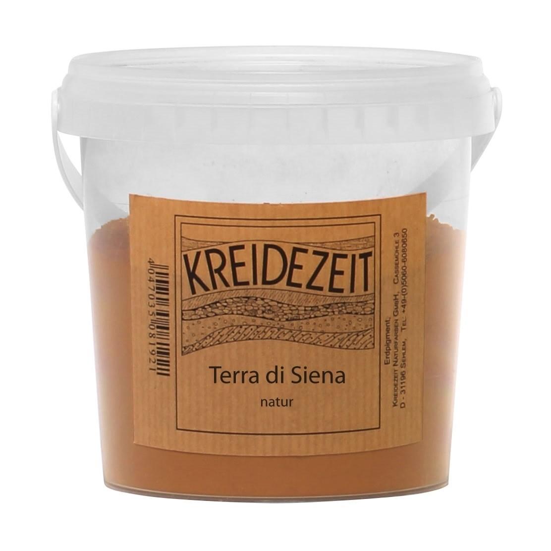 Kreidezeit Pigment Terra di Siena natur