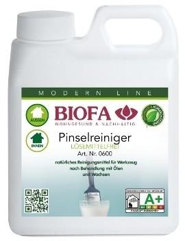 BIOFA Pinselreiniger, lösemittelfrei 1l