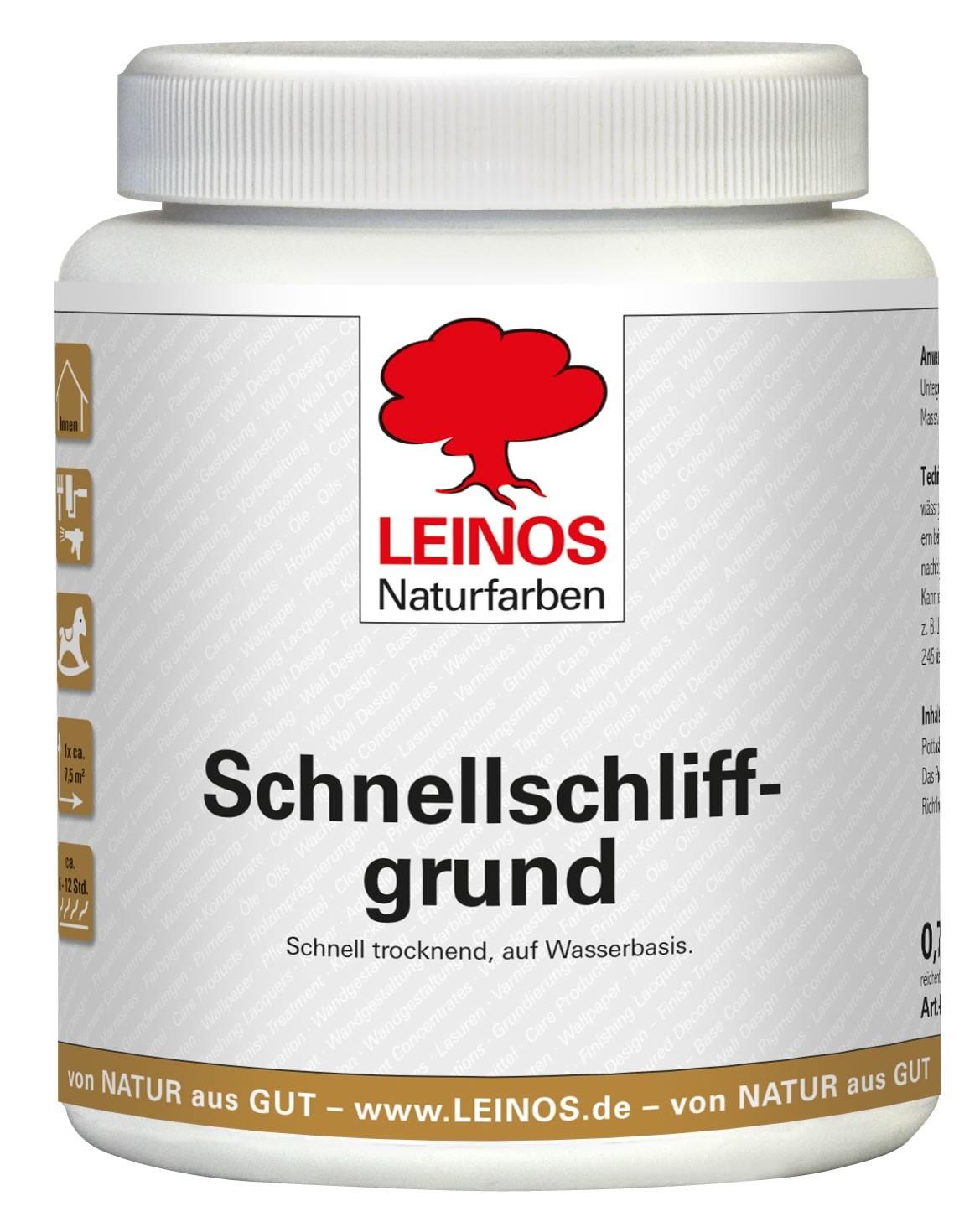 Leinos Schnellschliffgrund 625 - 0,75 L