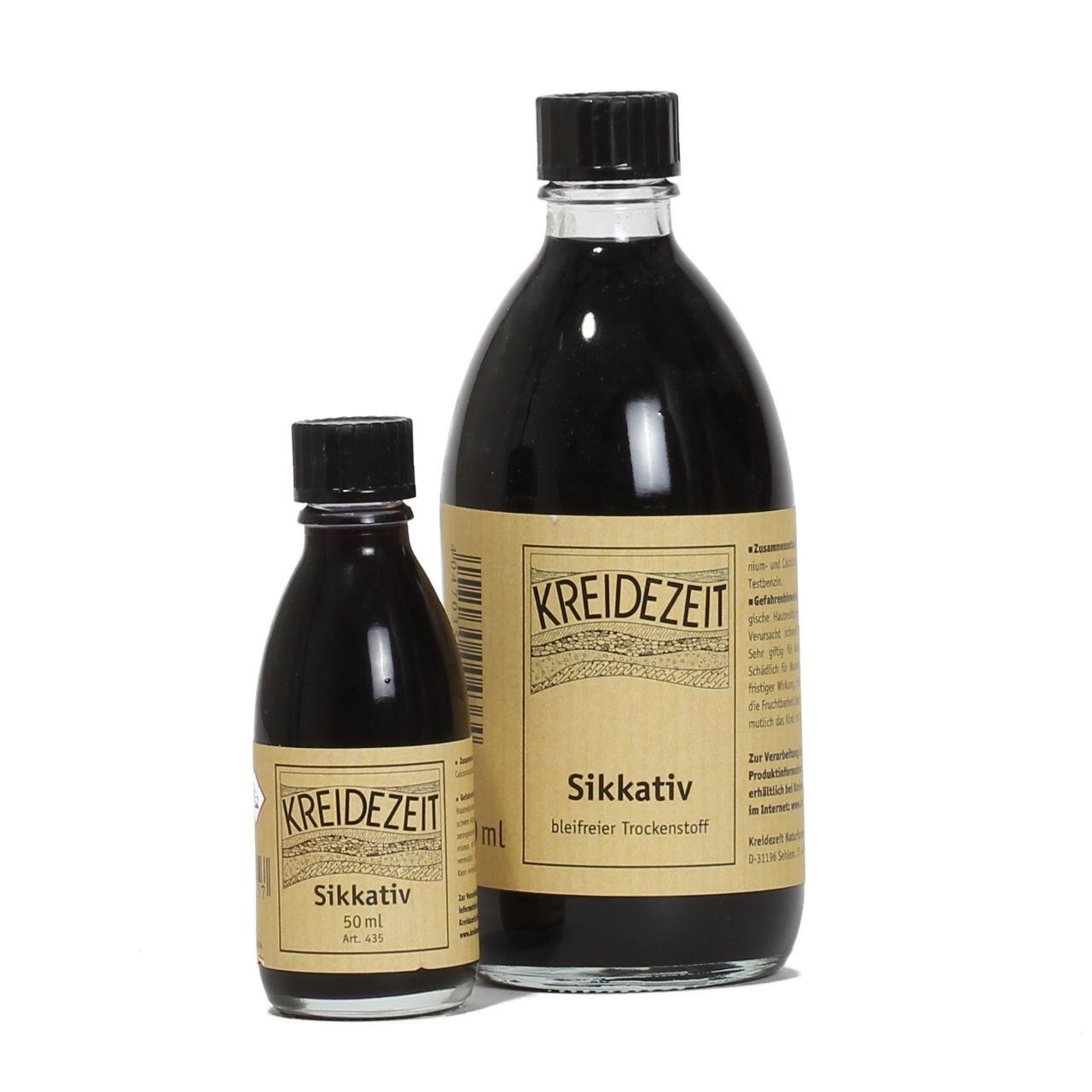 Kreidezeit Sikkativ 250 ml