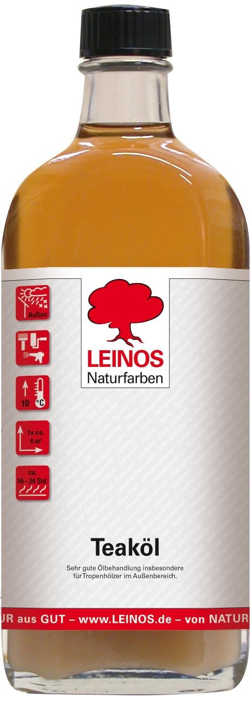 Leinos Teaköl 223 - 0,25 L