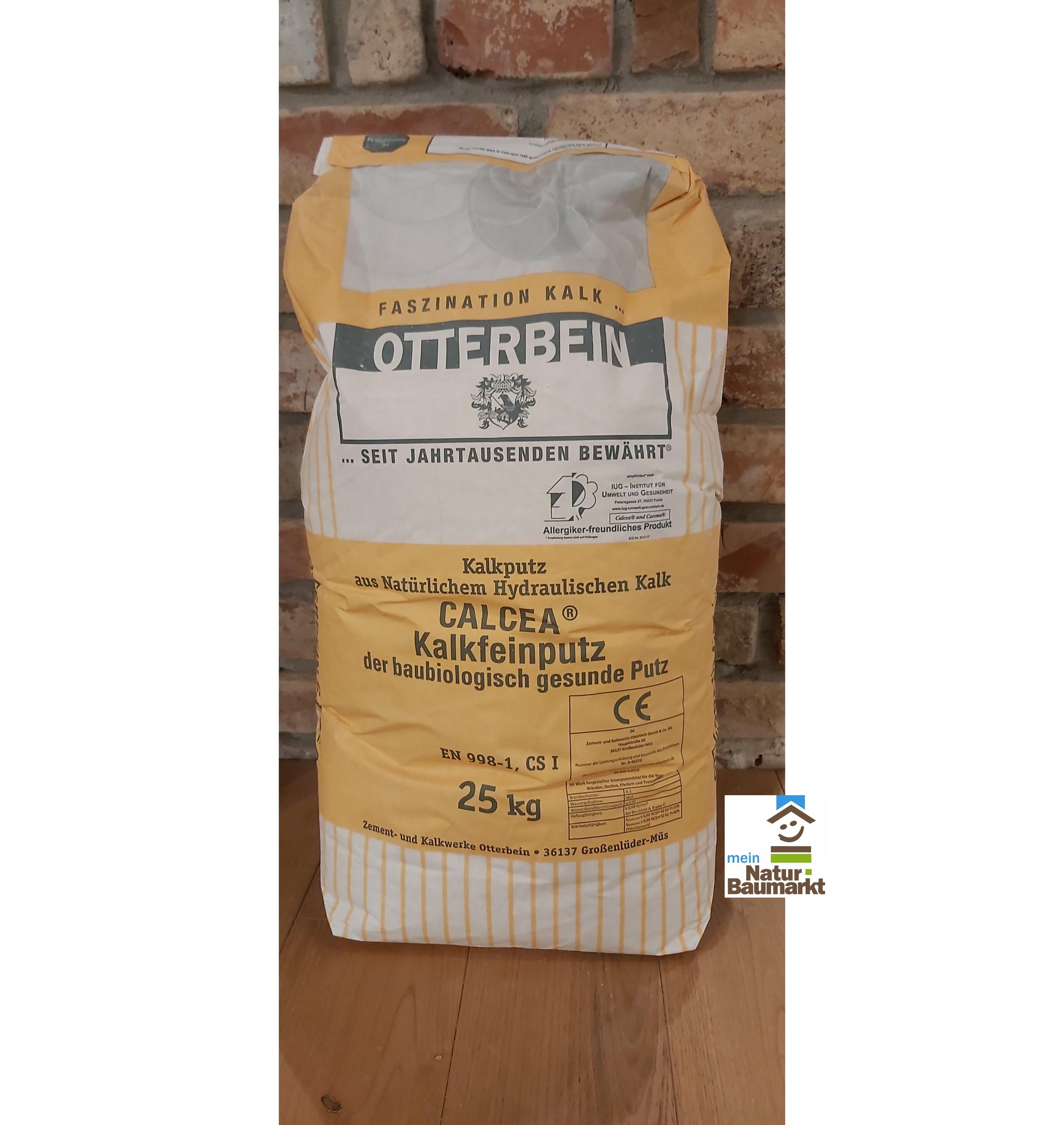Otterbein Calcea Kalkfeinputz, 25 kg Sack
