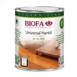 BIOFA Universal Hartöl, seidenmatt 1 l