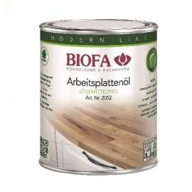 BIOFA Arbeitsplattenöl, lösemittelfrei 2,5 l