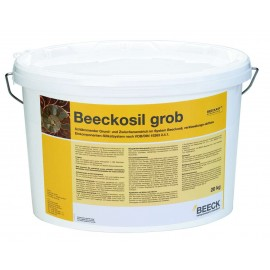BEECK BEECKOSIL GROB 20 kg  FARBTONGRUPPE I
