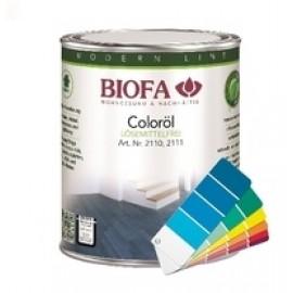 BIOFA Coloröl, lösemittelfrei 2,5 l