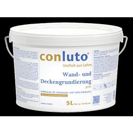 conluto Wand- und Deckengrundierung  grob  5 l