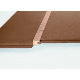 STEICO floor / internal 40 mm Nut und Feder