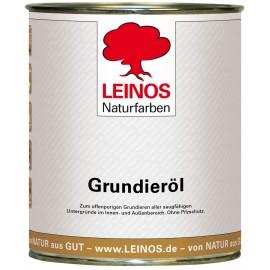 Leinos Grundieröl 220 - 0,75 L