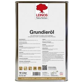 Leinos Grundieröl 220 - 10 L