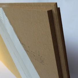 STEICO protect 40 mm 4-seitig Nut und Feder