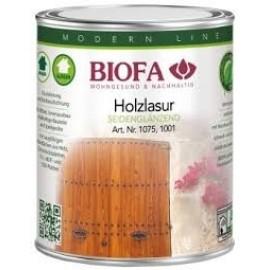 BIOFA Holzlasur farbig, lösemittelfrei 1 l