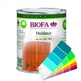 BIOFA Holzlasur farbig 1 l