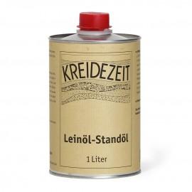 Kreidezeit Leinöl-Standöl 1 Liter