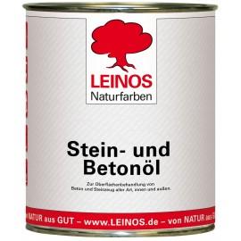 LEINOS Stein- und Betonöl 254 farblos  0,75 l