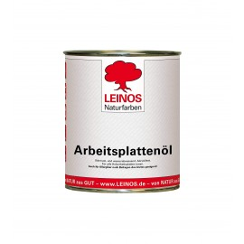 LEINOS Arbeitsplattenöl farblos 0,75 l
