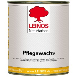 LEINOS Pflegewachs 0,25l