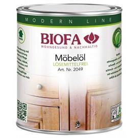 BIOFA Möbelöl, lösemittelfrei 1 l