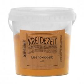 Kreidezeit Pigment Eisenoxidgelb (420)