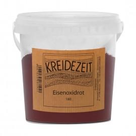 Kreidezeit Pigment Eisenoxidrot (180)