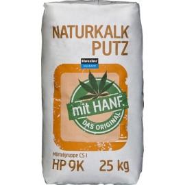 Hessler HP 9KH - Kalk-Hanfputz 25 kg -Sack
