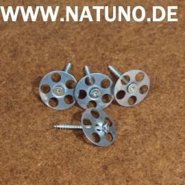 Schrauben Set für Lehmbauplatten